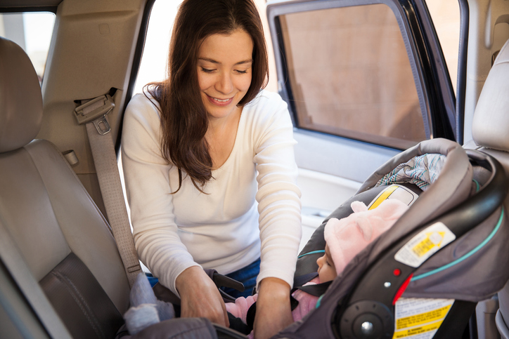 Tri State Fire District Is Now Able To Perform Child Car Seat Check Ups We Have A Certified Passenger Safety Technician CPST On Staff