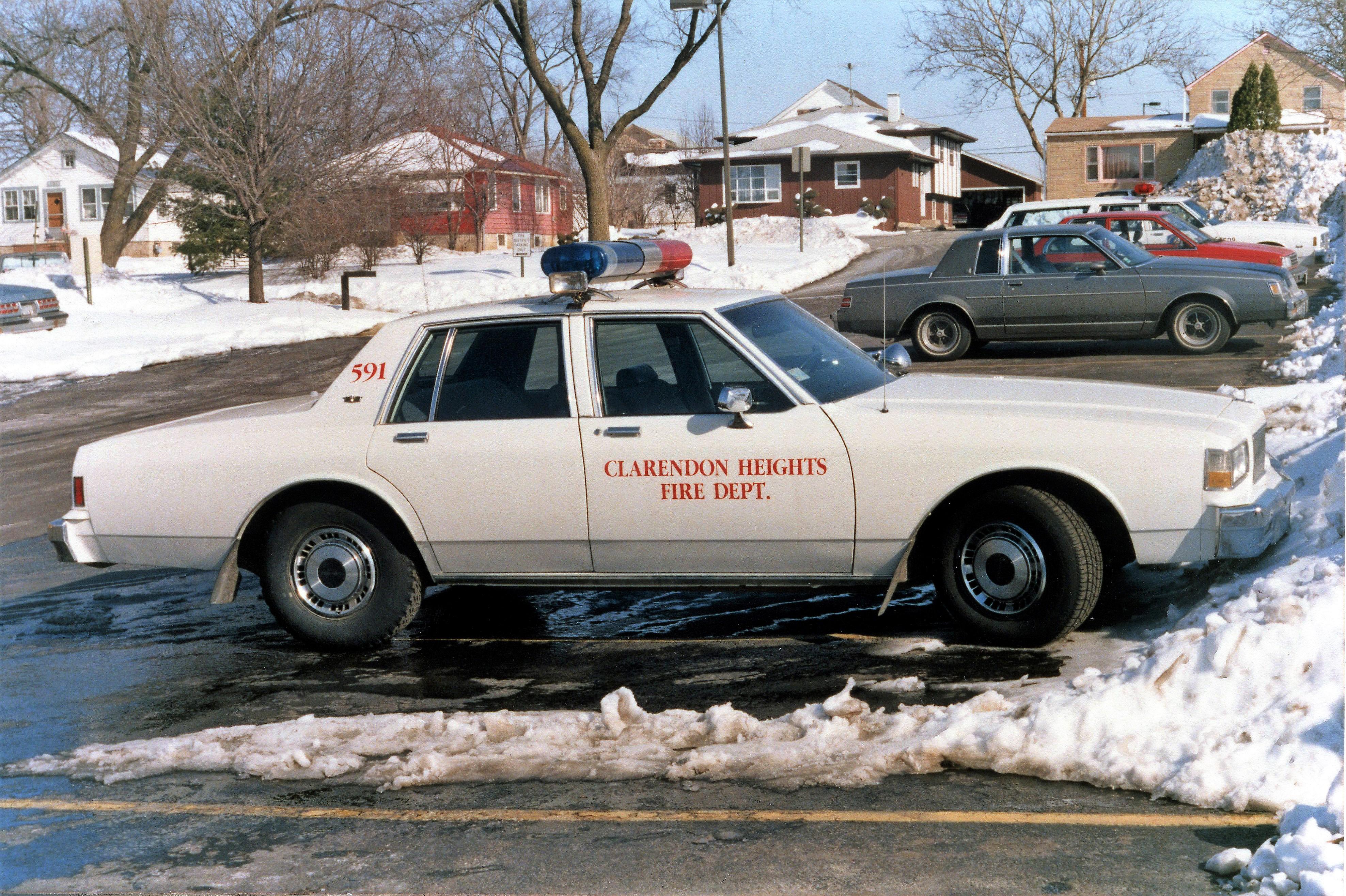CLARENDON HEIGHTS CAR 591