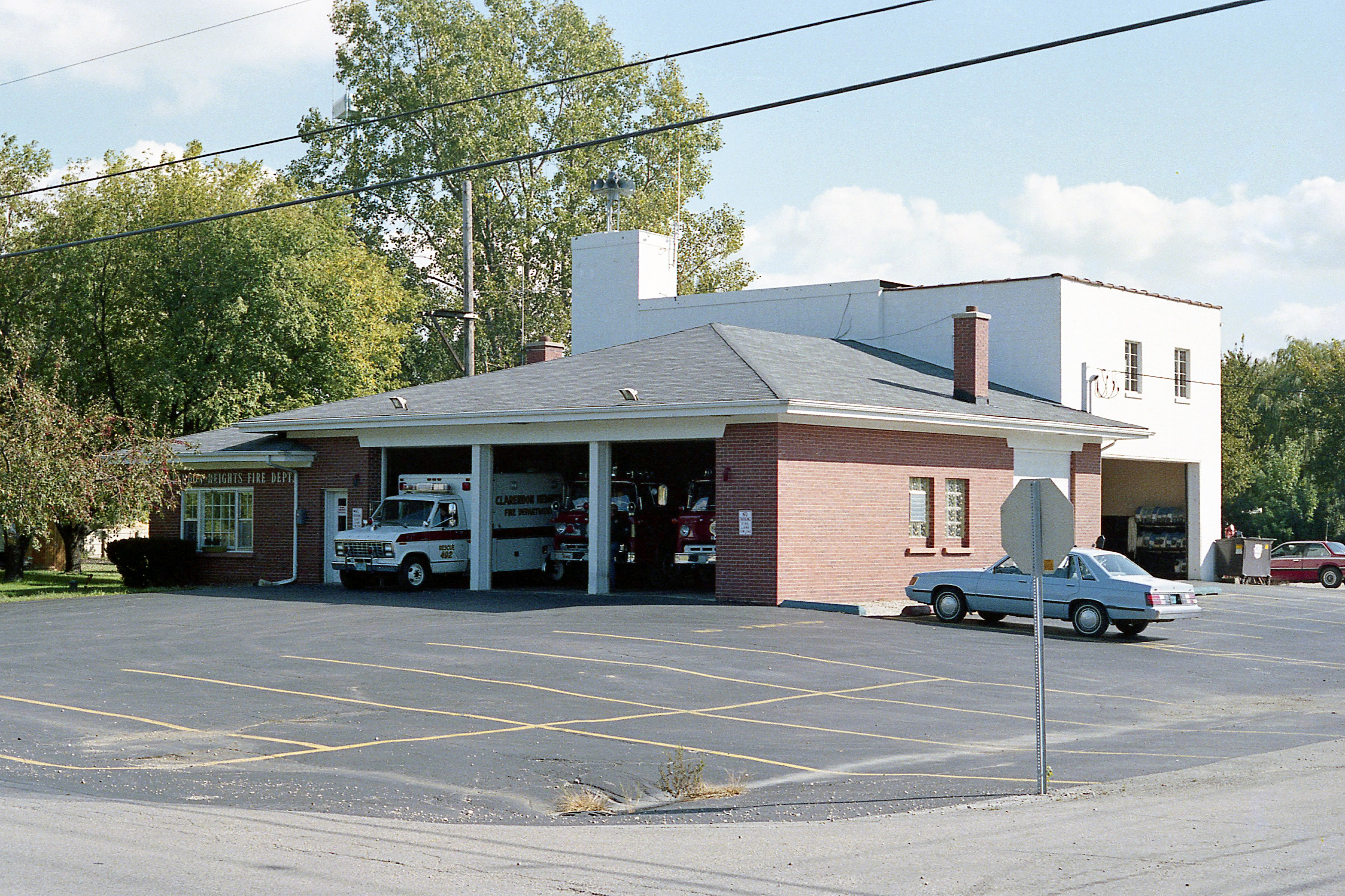 CLARENDON HEIGHTS FPD STATION