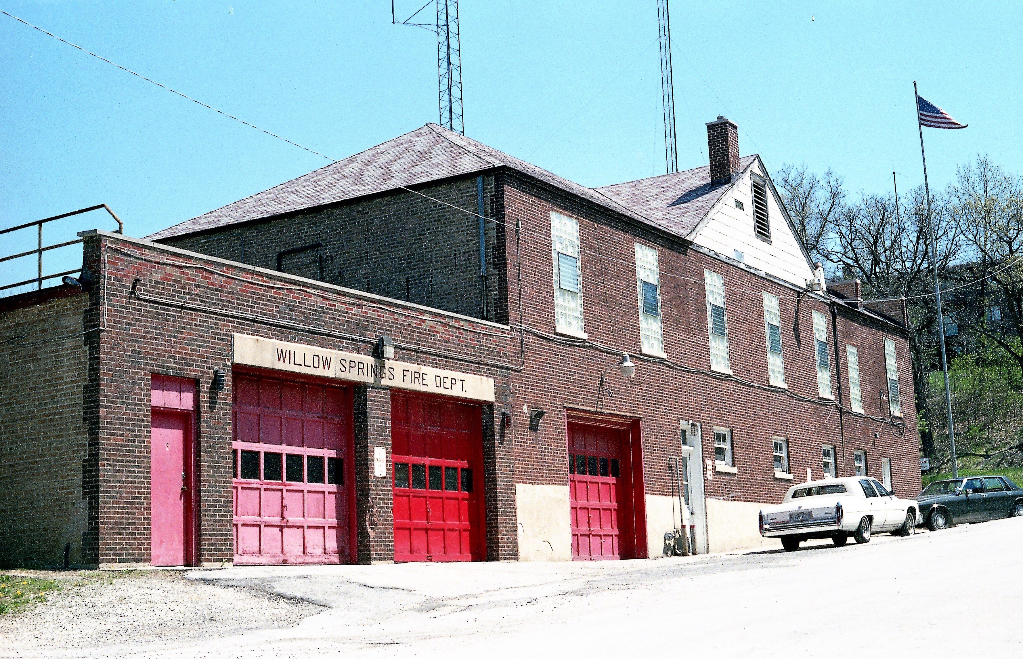 WILLOW SPRINGS FD STATION 1