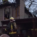 Structure Fire – 722 Cedar Street, Willow Springs