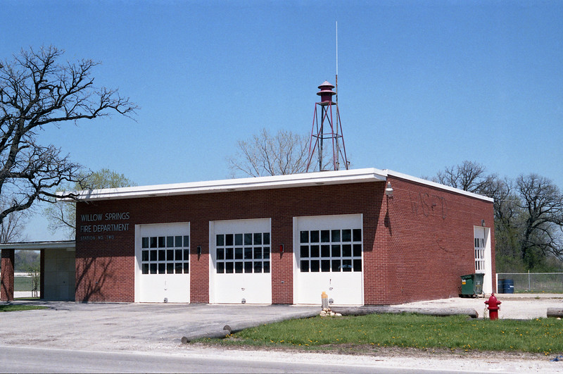 WILLOW SPRING FD IL STAION 2-L