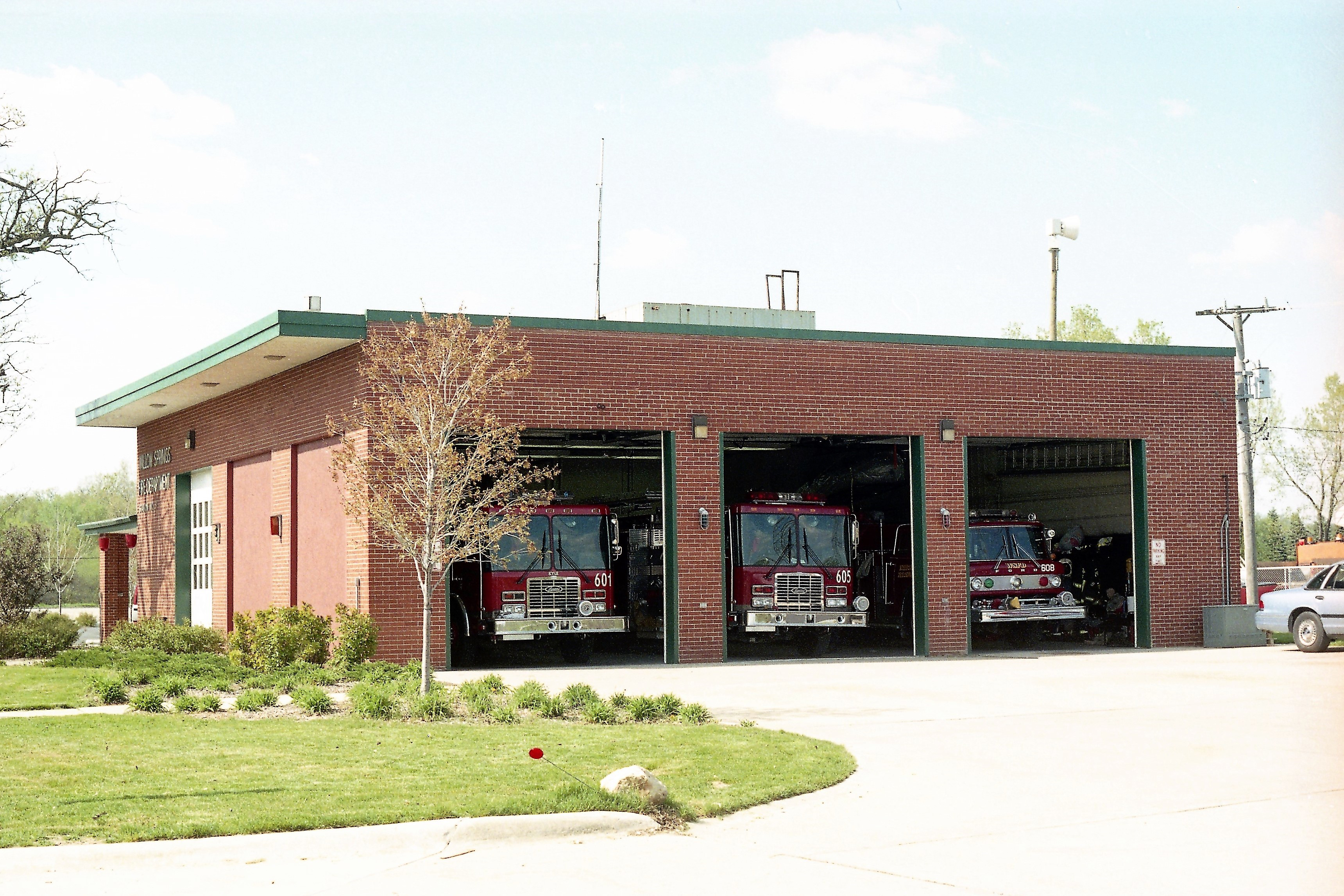 WILLOW SPRING FD STAION 2 NEW BAYS (1)